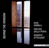 Nico Morelli / Behind The Window (ジャズCD)