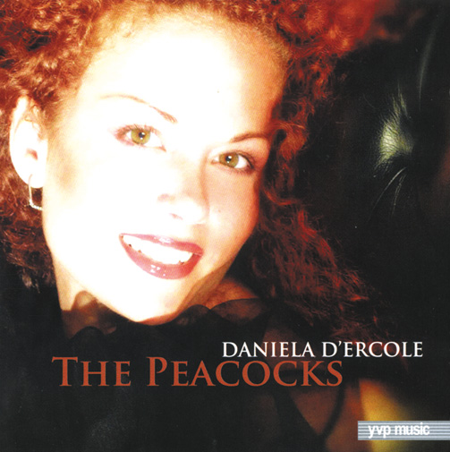 Daniela D'Ercole / The Peacocks (ジャズCD)