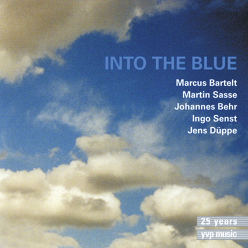 Bartelt / Sasse / Behr / Senst / Duppe / Into The Blue (ジャズCD)